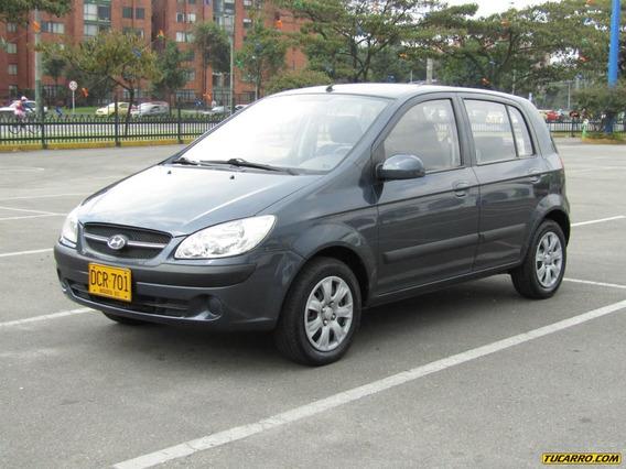 Hyundai Getz Mt 1400cc Sa