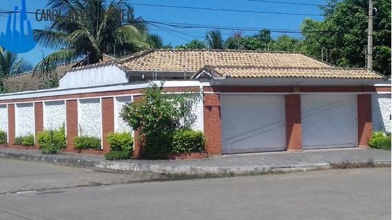2898-a Casa Dos Sonhos No Litoral !!!
