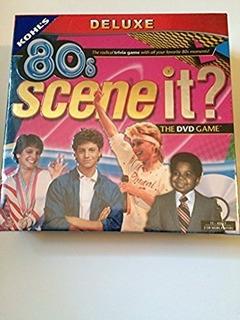 Escena De Los 80 Es? The Deluxe Dvd Trivia Game De Screenlif