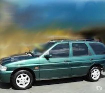 Ford Escort Sw Glx 1.8 Gas/gnv 98