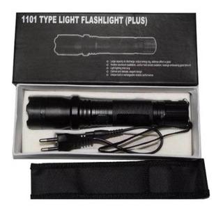 Lanterna Choque Taiser Led Melhor Que X900