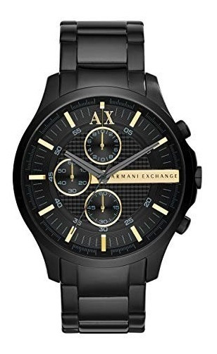 Relógio Armani Exchange Masculino Ax2164/1pn