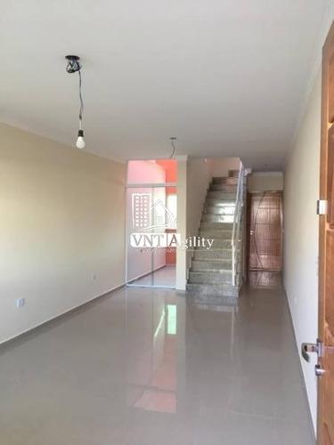 Sobrado Frontal Vila Carrao Com 03 Dormitórios  01 Suíte E 04 Vagas Coberta Subterrânea - 190mts² !!! - 8045