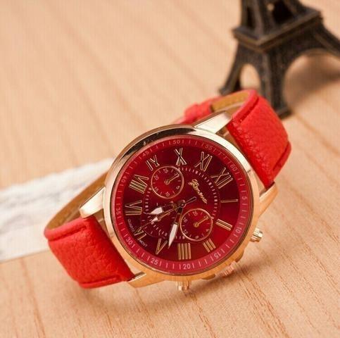 Relógio Feminino De Luxo , Fashion , De Quartzo