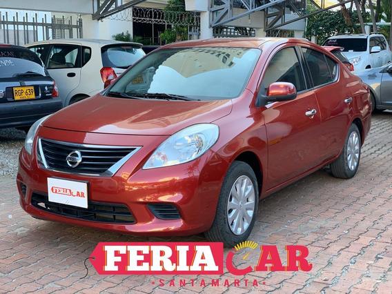 Nissan Versa Sense 1.6 Automatico 62.876 Km