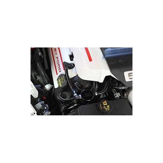 Jlt Performance Oil Separator 3.0 Black 11-17 Mustang Gt 11-