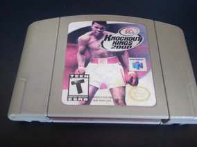 Knockout Kings 2000 Nintendo 64