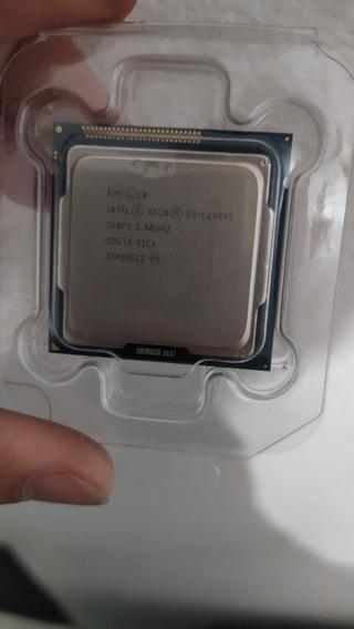 Processador Intel Xeon E3 1240v2 3.4 = (i7-3770)