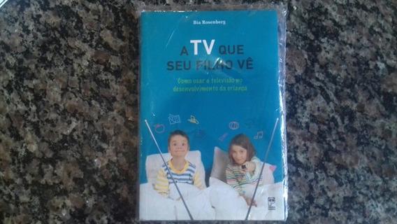 Livro - A Tv Que Seu Filho Vê.