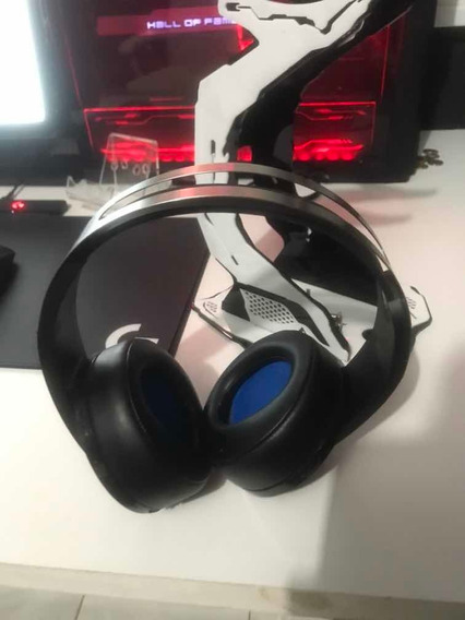 Headset Platinum Sony Ps4 7.1 3d