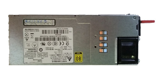 Fonte Servidor Lenovo Rd-540 Dps-800rb 800w Pn Fru03x4368