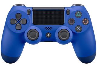 Joystick Sony Dualshock 4 wave blue