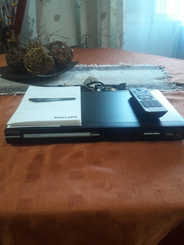 Reproductor Dvd Player Philiphs Dvp3254k