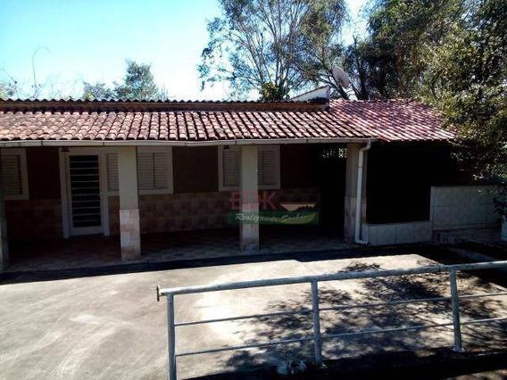 Chácara Com 2 Dormitórios À Venda, 1000 M² Por R$ 296.800 - Parque Das Garças - Guaratinguetá/sp - Ch0325