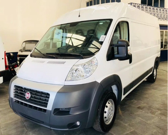 Fiat Ducato 0 Km Todas Las Versiones Financiadas Tasa 0% A-