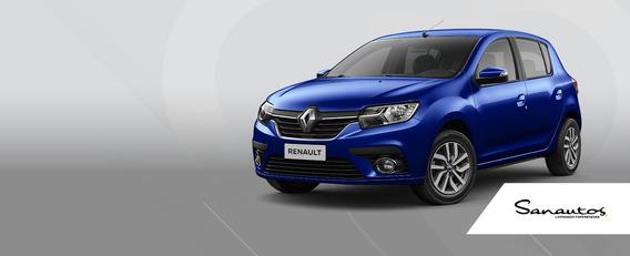 Renault Sandero Life Ph2 Vehiculo De Lanzamiento