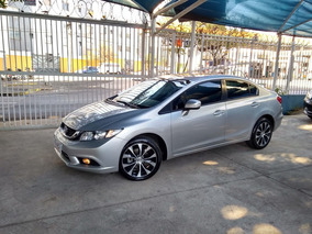 Honda Civic Lxr 2.0 Flexone 16v Aut. 2016