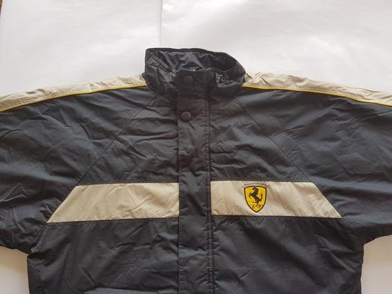 Chaqueta Ferrari 100% Original Y Nueva Sin Detalle Talla Xxl