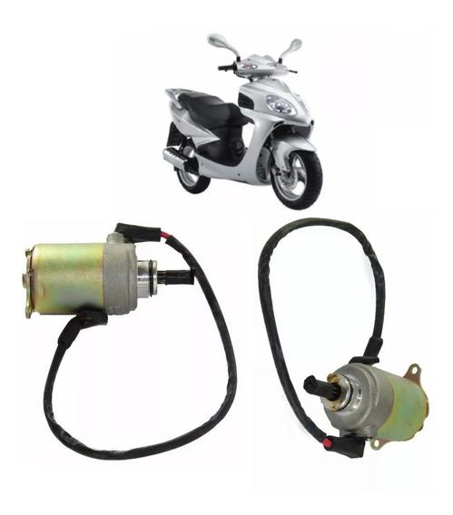 Motor Partida /arranque Future 125/ Dafra Laser 150 Novo