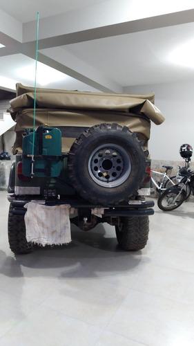 Jeep Wilians Overland