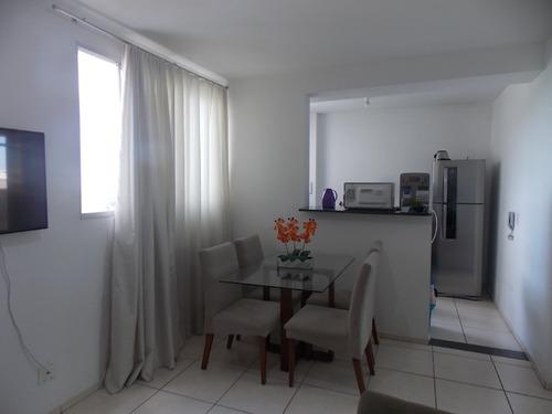 Imagem 1 de 16 de Apartamento 02 Quartos - 24384