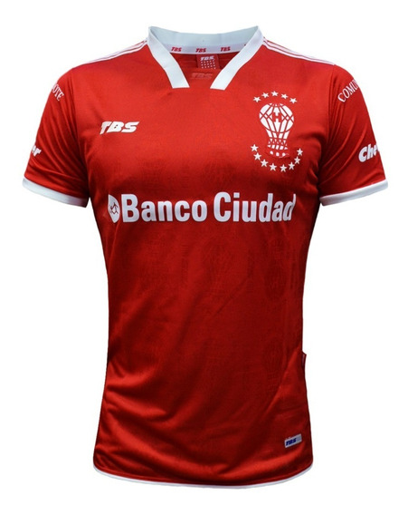 Camiseta Huracan Tbs Niño Publicidad Alternativa 2017
