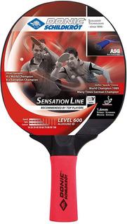 Paleta De Ping Pong Donic Sensation Line 600 Tenis De Mesa