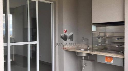 À Venda Por R$ 419.000 - Apartamento Com 2 Dormitórios, 67 M²  Quinta Da Primavera - Ribeirão Preto/sp - Ap3485