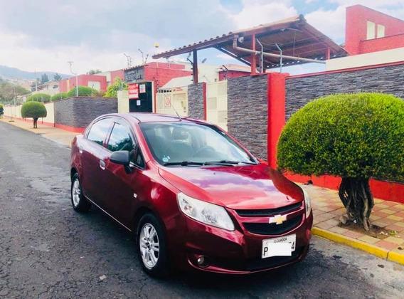 Chevrolet Sail Concho De Vino