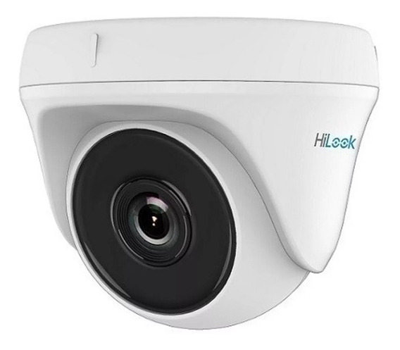 Camara Seguridad Domo Hp 720p 1mp 2.8mm Multiformato Hilook