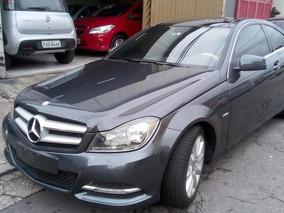 Mercedes-benz Classe C 1.8 Cgi Turbo 2p Coupe Com Teto