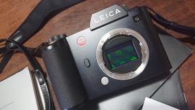 Leica Sl Typ 601 Profissional Corpo! Troco Por Lentes M