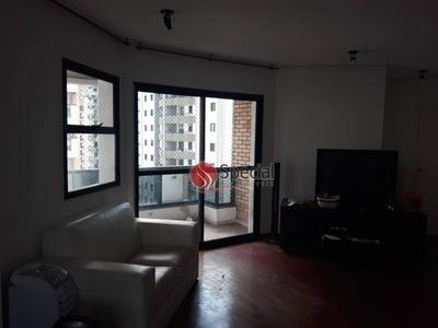 Cobertura Com 3 Dormitórios Para Alugar, 210 M² - Anália Franco - São Paulo/sp - Co0469