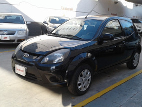Ford Ka 1.0 Fly Viral 63cv 2013 3p Negro Taraborelli Palermo