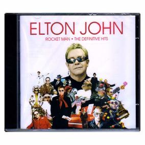 Elton John Rocket Man-the Definitive Hits Cd Novo Lacrado