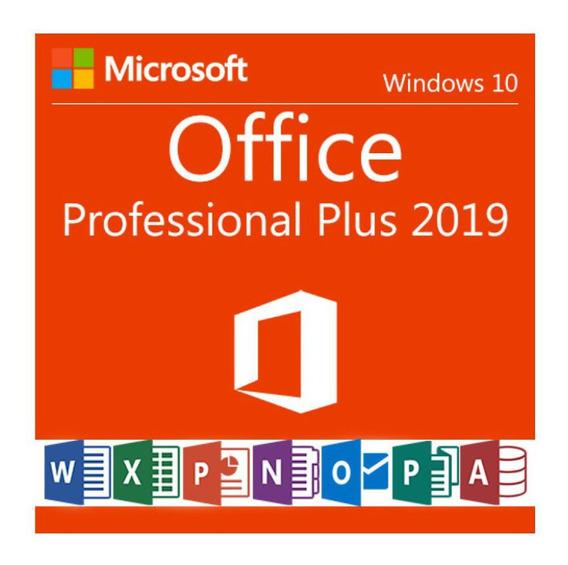 Office 2019 Profissional Plus Com Serial Vitalício