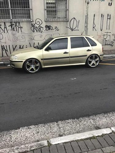 Imagem 1 de 1 de Volkswagen Gol 2001 1.0 16v Serie Ouro 5p