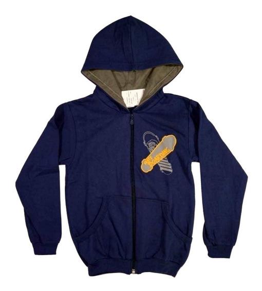 Kit 2 Conjuntos 1 Jaqueta Moletom Infantil Masculino Menino