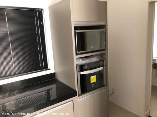 Casa Em Condomínio Para Venda Em Bauru, Residencial Villaggio Ii, 3 Dormitórios, 3 Suítes, 4 Banheiros, 3 Vagas - 395
