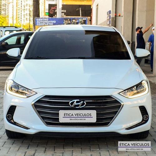 Imagem 1 de 8 de  Hyundai Elantra 2.0 16v Flex Aut.