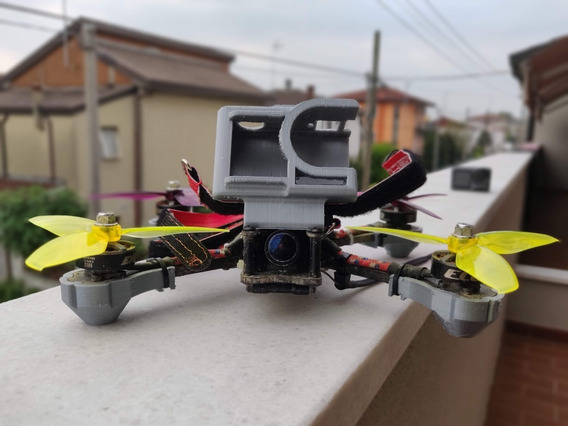 Suporte Universal Osmo Action Para Drones Fpv