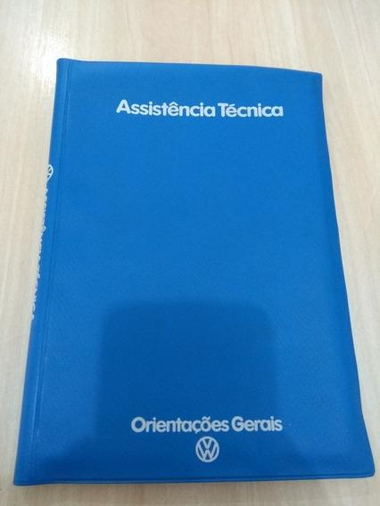 Capinha Manual Próprietario Vw Fusca/kombi/santana