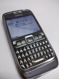 Nokia E71 Só Vivo
