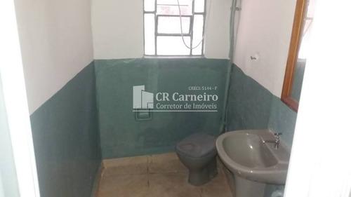 Imagem 1 de 8 de Casa  Com 1 Dormitório Na Penha, Aluga-se - 614