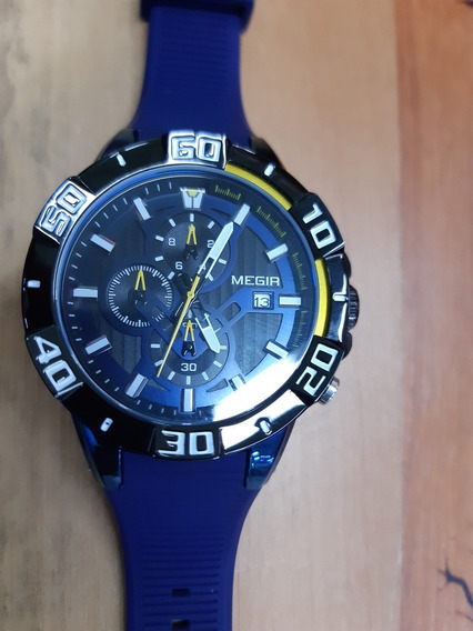 Relógio Megir