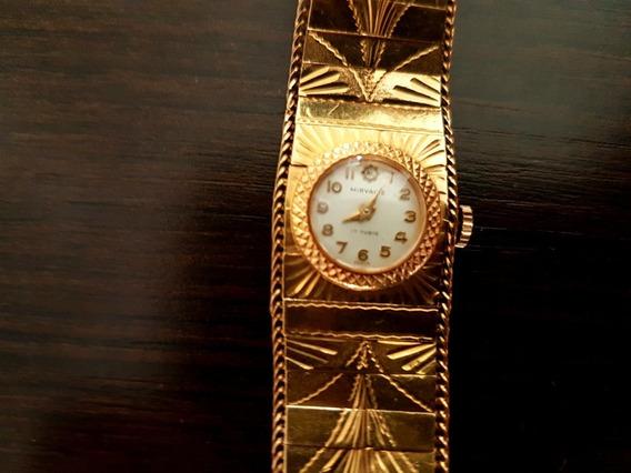 Relógio Em Ouro 18k Mirvaine
