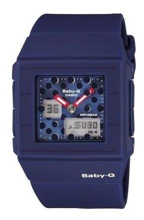 Reloj Baby-g Mujer Azul Bga-200dt-2edr
