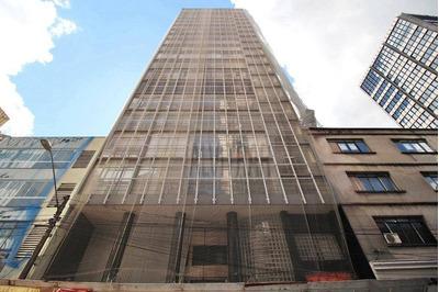Conjunto À Venda, 39 M² Por R$ 150.000, Centro - Curitiba/pr - Cj0047