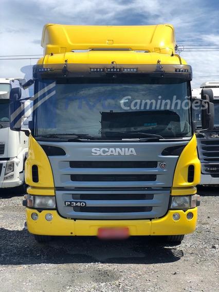 Scania P340 2010 4x2 = Ver Descrição