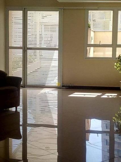 Apartamento Com 2 Dormitórios À Venda, 60 M² Por R$ 290.000 - Vila Baeta Neves - São Bernardo Do Campo/sp - Ap2328